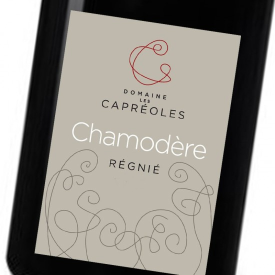 bouteille-chamodere SANS MILLESIME