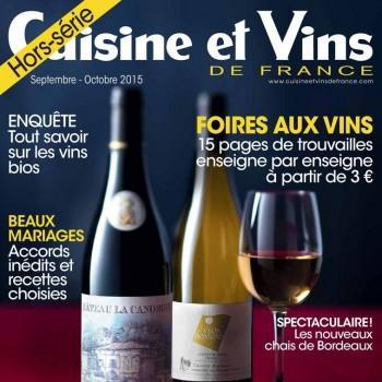 HS cuisine et vins de France