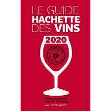 Guide Hachette vin 2020